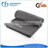 Good Quality warm soft microfiber airline product custom material coral fleece blanket