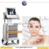 Ten years yonger high intensity focused ultrasound for wrinkle removal,anti-aging,skin lifting