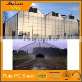 pc hollow polycarbonate sheets for one stop gardens greenhouse parts