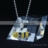 bee pendants handmade for funny