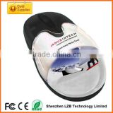 3D Optical Aqua Wireless Mouse Wireless folater mouse With Customized Liquid