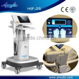 High Intensity Focused Ultrasound Facial Treatment
