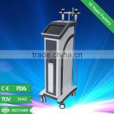 2015 Fractional RF micro needle machine for face massage with Cooling head with CE approved