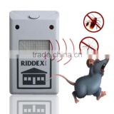 Electronic Ultrasonic Pest Repeller Logo Printed Mosquito Killer Insect Mouse Cockroach Repeller