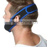 Chin Strap - The Original Anti Snoring Jaw Support [30 inch / Large] - Stop Snore Solution