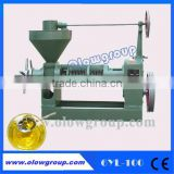 Hot & cold Soybean/coconut/peanut Screw Oil Press machine/Rapeseed Oil Mill Expeller