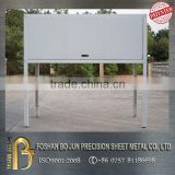 Over car bonnet garage storage cabinet manufacturer
