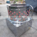 Lowest Machine High Efficient XH-60 used poultry plucker,china chicken plucker,quail plucker