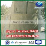 Hesco barrier price hesco bastion wall construction for house after earthquake Anping factory