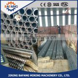 Self-drilling hollow rock grouting anchor bolt/rock bolt price
