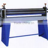 with one side prebend asymmeterical 3-roller bending machine
