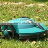robotic electric lawn mower, lead-acid battery high efficiency robot grass cutter