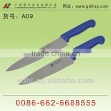 Stainless steel butchering tools knives
