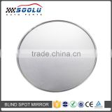 "Universal Fit 3"" Round HD Convex Blind Spot Mirror for Truck and Bus"