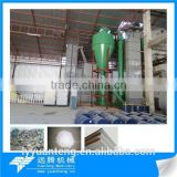 plaster powder machine with best quality