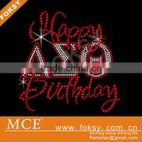 Wholesale Rhinestone transfers delta sigma theta birthday