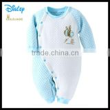 OEM popular organic cotton plain blank cheap newborn organic cotton baby rompers wholesale baby clothes