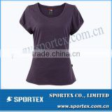 causal t shirt for woman / short sleeve t shirt for women