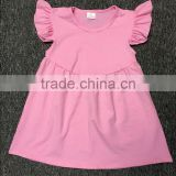 Baby Boutique Cotton Pink Hand Smocked Dress Adorable Little Girl Dress