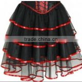 walson instyles wholesale Black Sexy Ladies Womens Organza Tutu Skirt Costume Fancy Dress