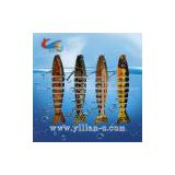 2012 New eight section trout fishing lures