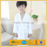 2015 cheap white kids towel robe set,bamboo baby bath towel robe