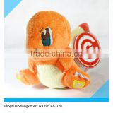 China Wholesale Stuffed Animal Shape Custom Cute Pokemon Plush Toy