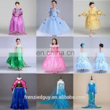 Girl beautiful dress up princess party dress