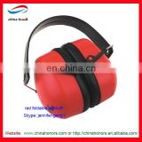 cheap and good quality orange red ear muff