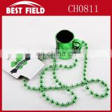 carnival Irish Festival St. Patrick's Day necklace