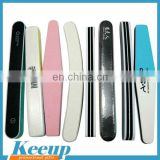 Best selling items custom professional sponge curved nail file