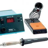 150W WELLER WSD151 Digital Induction Lead-free Soldering Station,packed LTA Soldering Iron Tip