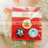 2013 Hot Selling Tin Button Badge