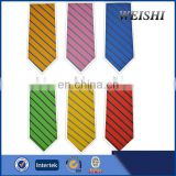 2015 latest stripe necktie design for mens tie from china