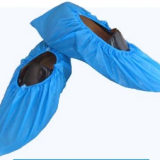 Disposable PE CPE Plastic Shoe Cover