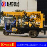 XYC-200A Vehicle Mounted Mobile Hydraulic Rotary Rock Water Well Drilling Rig Machine