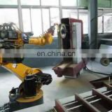 CNC system 6 axis robot arm polishing machine for factory
