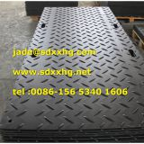 roadway plate hdpe ground protection mats beach access mats