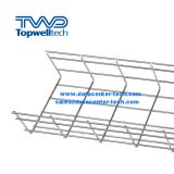 Flexible Stainless Steel Wire Basket Cable Tray 50mm-800mm
