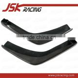 FOR EVO 10 EVO X VO STYLE CARBON FIBER FRONT BUMPER COVER FOR MITSUBISHI LANCER EVOLUTION EVO 10 EVO X (JSK200833)