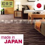 Heavy Traffic Luxury Hotel Carpet Tile for both commercial and residential use , Samples also available