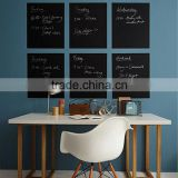 black color home decor children blackboard sticker                                                                         Quality Choice