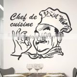 Custom Transparent Cute Wall Decal Wall Stickers Removable Kitchen Wall Decals