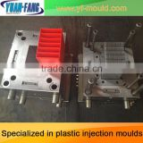 New Vision injection plastic auto storage battery mould car battery mold auto battery moulding