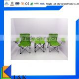 Portable Two-seat folding picnic camping children table and chair set