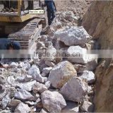 White Barite Oil / Gas Drilling Muds Ore