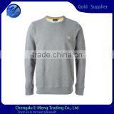 High Quality OEM Custom Made Crew Neck Jersey Cotton Sweatshirts