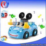 2014 New toys Shantou factory BO dancing car electric car toy gift for children