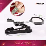 NC2103 New design Plastic Carbon Steel Nail Clipper With Magnifying Glass