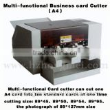 Electric A4 Name Card Cutter paper cutting machine